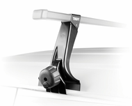 Thule Rain Gutter High Roof Rack System 387