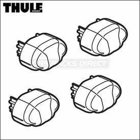 Thule Rapid Aero Bar End Caps (set of 4) - 753-2420 Spare Part / Replacement Part