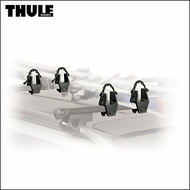Thule Ski Racks  - Thule 562 Vertical Non-locking Ski Racks for 2pr. skis or canoe/kayak paddles and sailboard masts