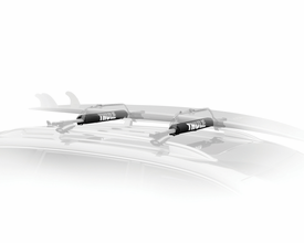 Thule Square & Round Bar Surf Pads