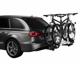 "Thule 9034 T2 Pro Platform Style Hitch Bike Rack for 2"" Hitches"