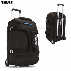 Thule TCRD-1 56 Liter Rolling Duffel Bag - Thule CrossOver Duffel Bags & Luggage with Wheels