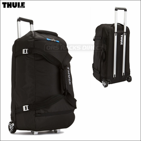 Thule TCRD-2 87 Liter Rolling Duffel Bag - Thule CrossOver Duffel Bags & Luggage with Wheels