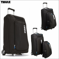 Thule TCRU-2 60 Liter Rolling Upright Luggage w/ Detachable Race Pack