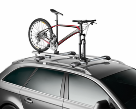 Thule ThruRide 535 Fork Mount Bike Rack for Through Axle Forks