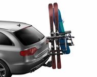 Thule Tram Hitch Ski Rack 9033
