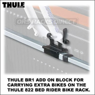 Thule Truck Bike Racks - Thule BR1 Bed-Rider Add On Fork Block