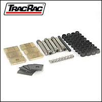 TracRac Base Rail Fastener Bag - HD-21000 - TracRac Truck Rack Spare Part / Replacement Part