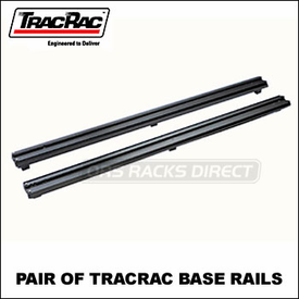 TracRac G2 Sliding Base Rails (one pair) - Component of the Sliding TracRac G2 Truck Rack System