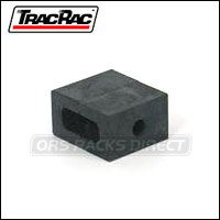 TracRac Rubber Expansion Blocks - 00-99003 - Trac Rac Truck Rack Spare Part / Replacement Part