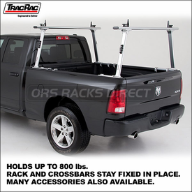 TracRac T-Rac G2 Truck Rack-Ladder Rack Now Available