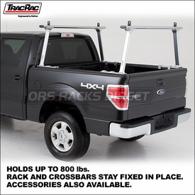 TracRac TracONE Truck Rack-Ladder Rack Now Available