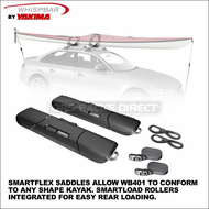 Whispbar Saddle Roller Kayak Carrier