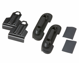 Yakima BaseClips for Yakima BaseLine Car Roof Rack Towers
