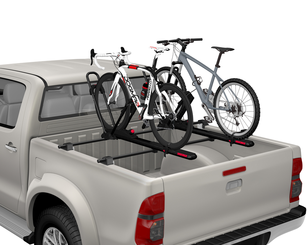 Tonneau Cover Bike Rack Diy Tacoma World Autos Post