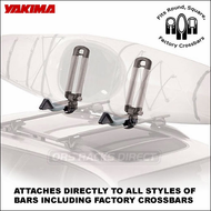 Yakima BowDown Kayak Rack RHR<br> RED HOT RETURN