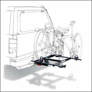 Yakima Car Hitch Bike Racks - Yakima Hitch Fork Rear Mounted Bike Racks for 2 inch Receivers