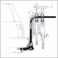 Yakima Car Hitch Bike Racks - Yakima ROC  2 Rear Hitch Mounted Bike Racks for 2 inch Receivers