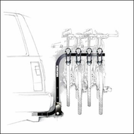 Yakima Car Hitch Bike Racks - Yakima ROC 4 Rear Hitch Mounted Bike Racks for 1 1/4 inch Receivers