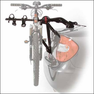 Yakima Car Trunk Bike Racks - Yakima Mighty Joe 3 Bike Rack