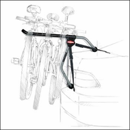 Yakima Car Trunk Racks - Yakima Little Joe Rear Car Trunk Mounted Bike Racks