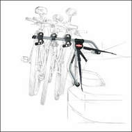 Yakima Car Trunk Racks - Yakima Super Joe Rear Car Trunk Mounted Bike Racks