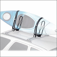 Yakima Kayak Rack Systems - Yakima HullRaiser Aero Kayak Rack (4032)