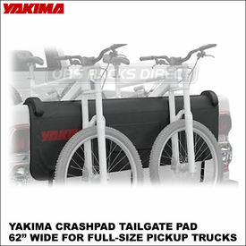 Yakima Racks 8002455 8002456 CrashPad TailGate Bike Pads Now Available