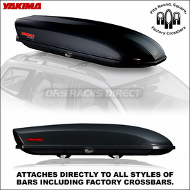 Yakima Racks Releases the Yakima SkyBox Pro Onyx Roof Boxes