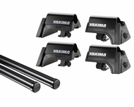"Yakima RailGrab Roof Rack Kit (includes 58"" Cross Bars)"