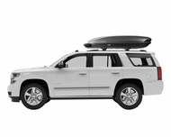 Yakima ShowCase 20 Ski Cargo Box � 20 Cubic Foot