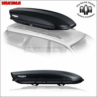 Yakima SkyBox 16s Car Roof Box 8007158 - Yakima Car Top Luggage Boxes-Cargo Carriers