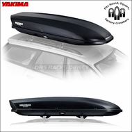 Yakima SkyBox 18 Cargo Roof Box 8007156 - Yakima Car Roof Mount Cargo Boxes