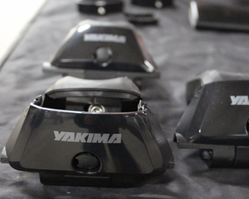 Yakima SkyLine Cross Bars System for Fixed Roof Mounts