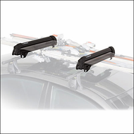 Yakima Snowboard Rack & Ski Racks - Yakima PowderHound SE for up to 4 pairs of skis or 2 snowboards (3057)