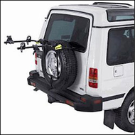 Yakima Spare Tire Bike Racks - Yakima Shuttle for Spare Tire Mounts