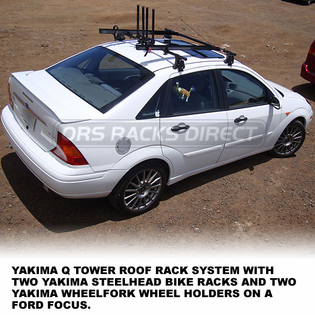 Yakima Steelhead Bike Rack - Yakima Fork Mounted Bike Racks - 8002045