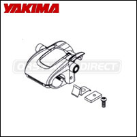 Yakima SteelHead Head Assembly - 8820041 Spare Part / Replacement Part