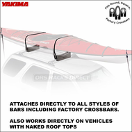 Yakima Universal Kayak Carrier Foam Blocks