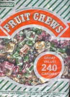 Alberts Assorted Fruit Chews