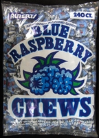 Alberts Blue Raspberry Fruit Chews
