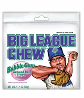 Big League Chew Grape Gum - 1 Pack
