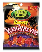 Black Forest Gummy Werewolves