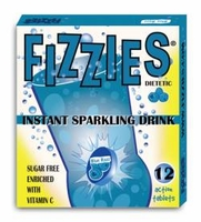 Blue Raspberry Fizzies