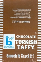 Bonomo Chocolate Turkish Taffy