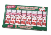 Brach's Chocolate Covered Marshmallow Santa's