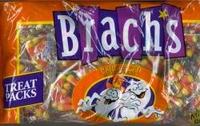Brachs Candy Corn Snack Packs : 70 Treat Size Packs