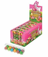 Bubble Gum Easter Eggs