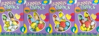 Bunnies and Chicks Hard Easter Candy