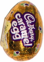 Cadbury Caramel Egg - Easter Basket Candy